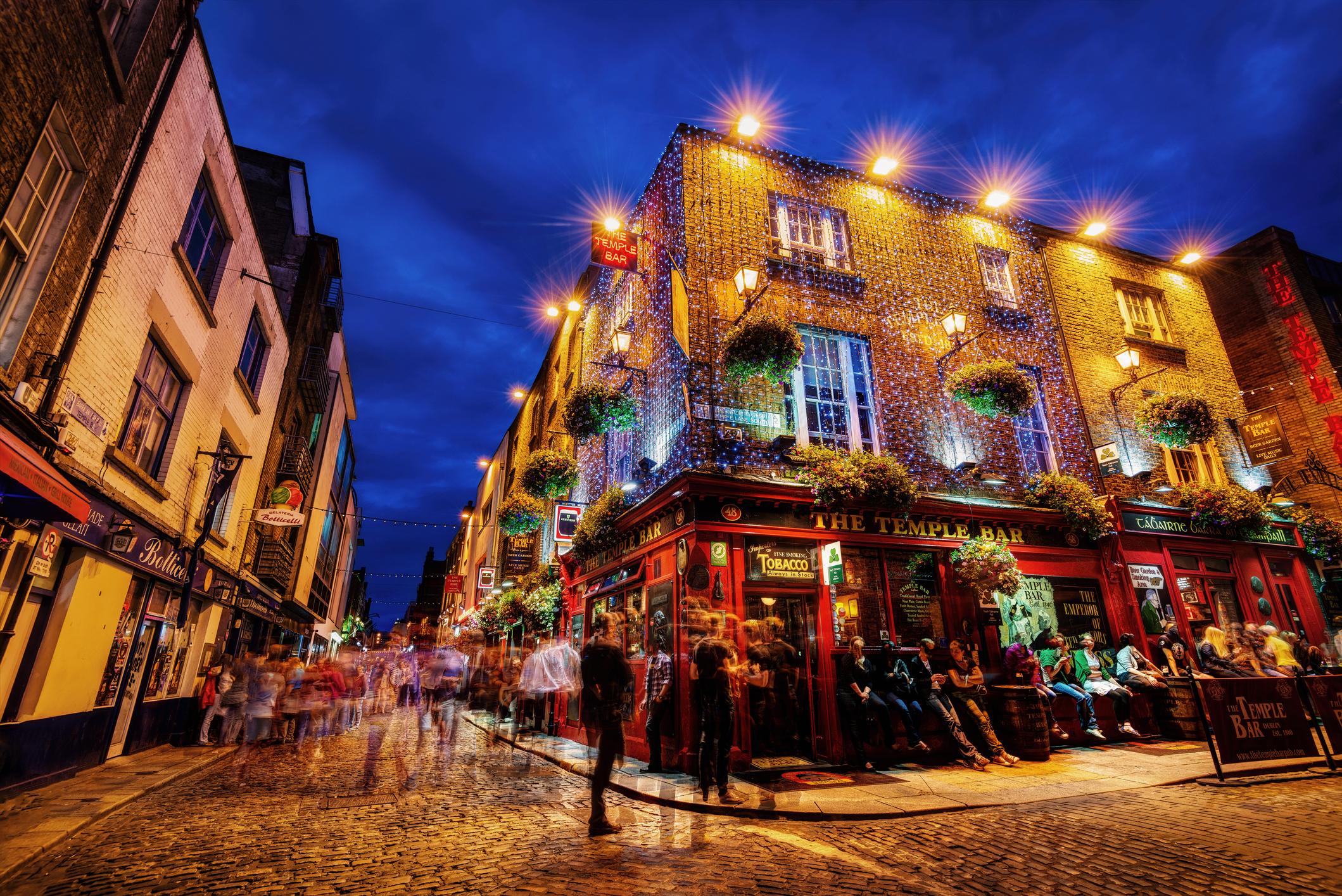 stag weekend in Dublin hen weekend in Dublin