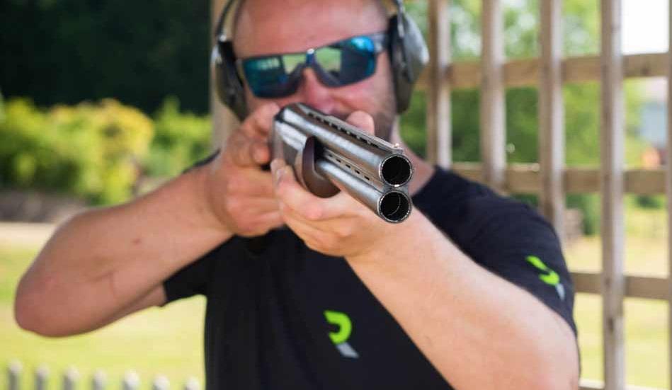 Clay shooting in Bristol