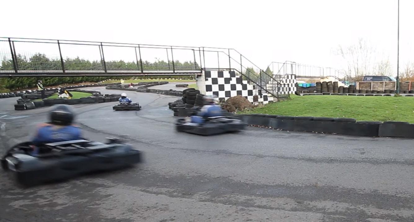 Go karting in Bristol