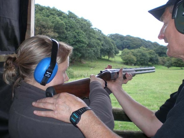clay shooting in cardiff