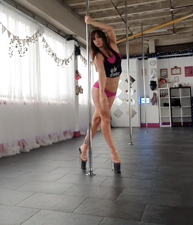 pole dancing in Cardiff