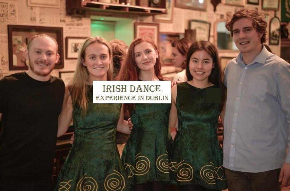 irish dancing in Dublin