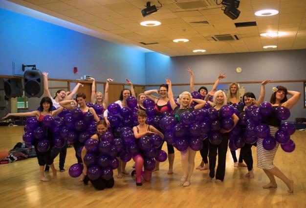 Nottingham dance class
