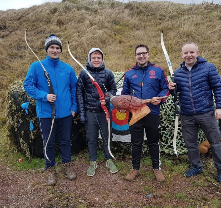 archery in Edinburgh