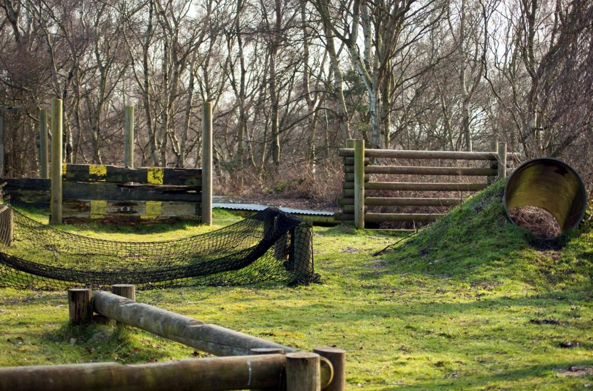 assault course in Nottingham