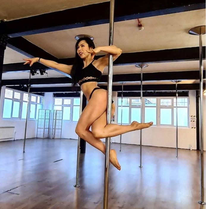 pole dance class in Newcastle