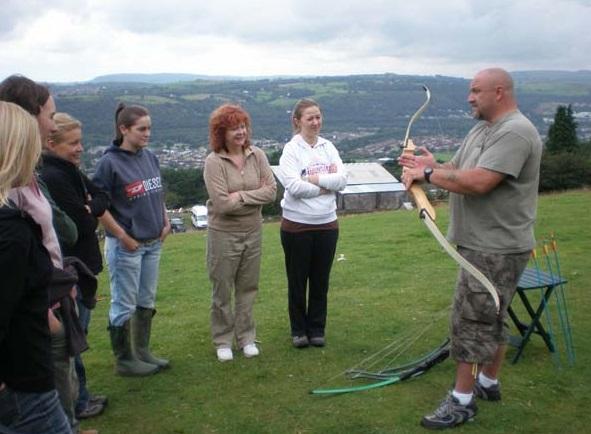 Archery in Cardiff