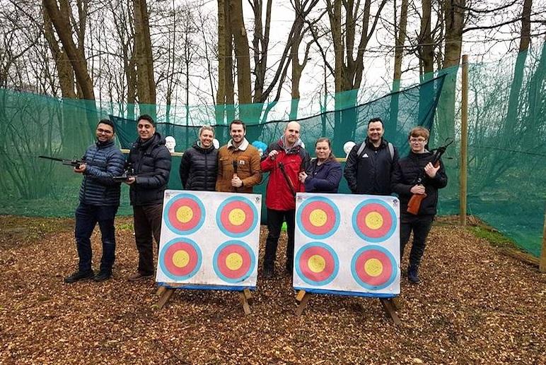 target activities in Leeds