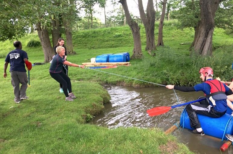 rafting in Leeds