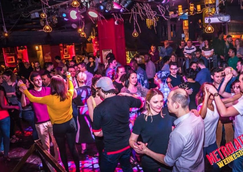 nightclub in London