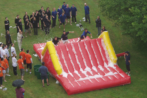 It's a knockout in Brighton