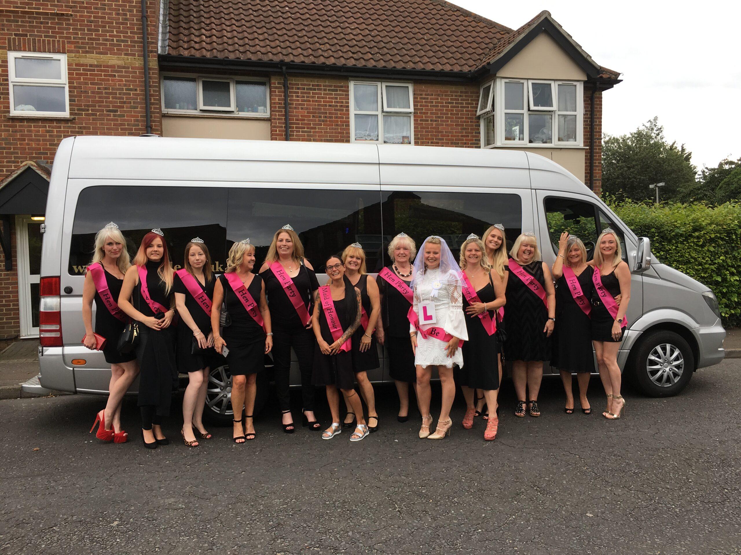 Party Bus in Cambridge